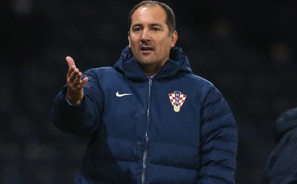 Coach Igor Stimac