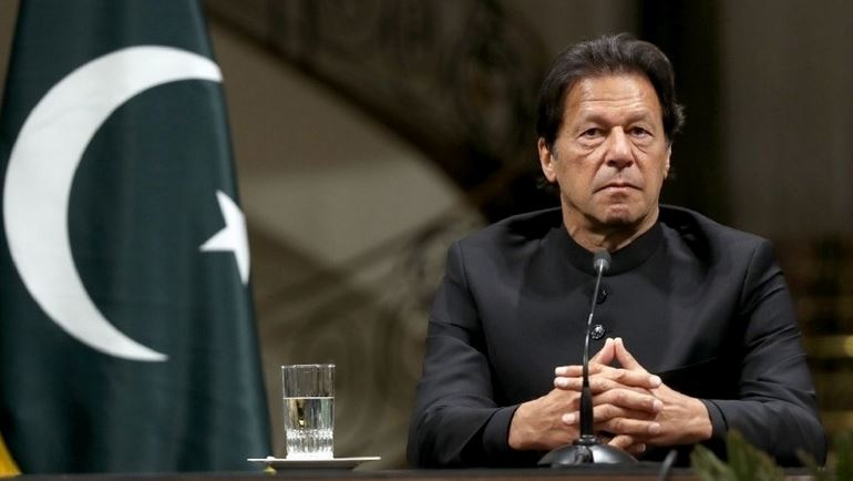 Addressing a special session of Pakistan-occupied Kashmir's (PoK) Legislative Assembly in Muzaffarabad, Khan said that if a war breaks out between Pakistan and India, the world community will be responsible.