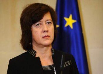 UNSC president Joanna Wronecka