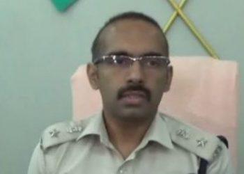 Koraput SP Kanwar Vishal Singh