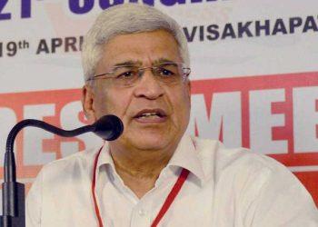 CPI-M leader Prakash Karat