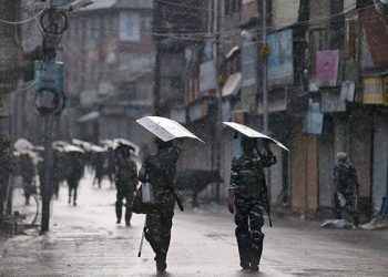 Additional Director General Munir Khan said there were localised incidents in various parts of Srinagar and other districts in the Valley, but these were contained and dealt with locally.