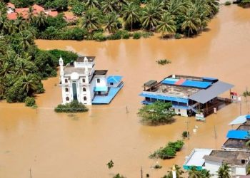 A red alert has been sounded for three north Kerala districts of Malappuram, Kannur and Kozhikode, which bore the brunt of the flood fury and landslides last week.