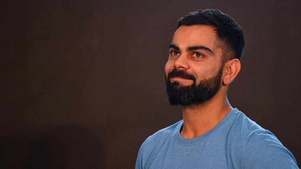 In an interview with FIFA, Kohli revealed Ronaldo is his all-time favourite footballer.