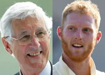 Mike Brearley and Ben Stokes