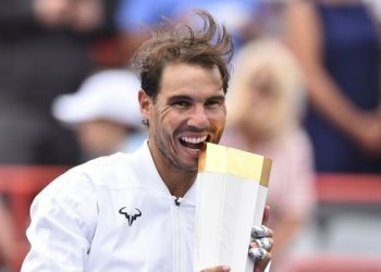The world number two secured his 35th Masters crown, pulling clear by two in that category from Novak Djokovic, who has won 33 of the elite tournaments.