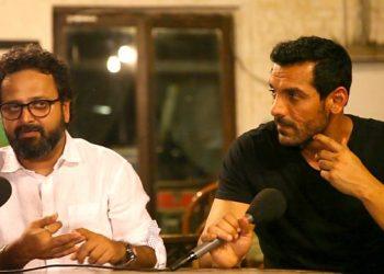 Nikkhil Advani (L) and John Abraham