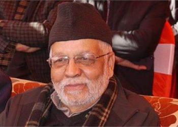 Nepal Ambassador Nilamber Acharya
