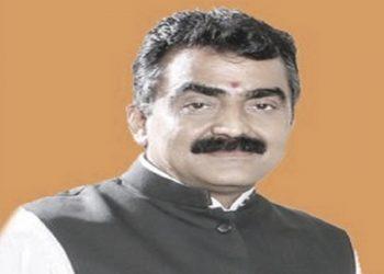 Madhya Pradesh BJP president Rakesh Singh