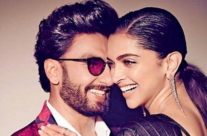 Deepika Padukone has all of Ranveer's heart