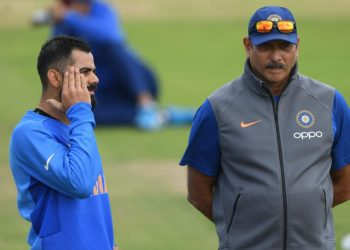 Ravi Shastri is tipped to continue as India's head coach