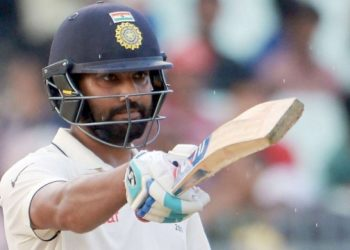 Sharma was not picked for the first Test with Rahane and Vihari doing well in the series opener.