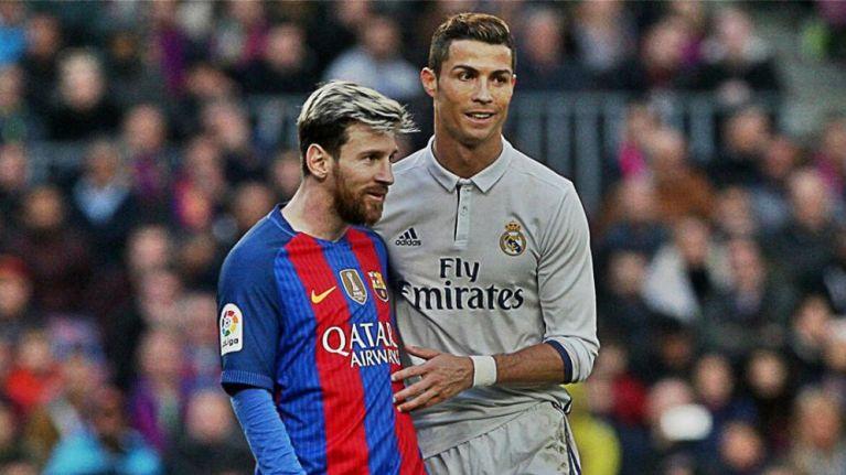 Image result for ronaldo Messi dinner