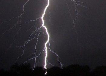Farmer dies in lightning strike