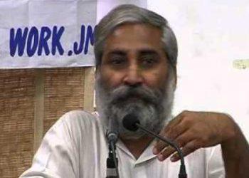 Magsaysay Award winner Sandeep Pandey