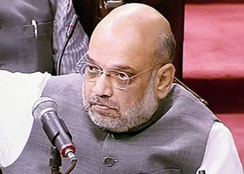 Shah said Article 370 was used as 'vote bank politics' and the earlier governments lacked the political will to revoke it.