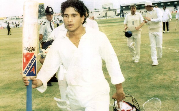 On this day in cricket: Sachin Tendulkar scored his first Test ...