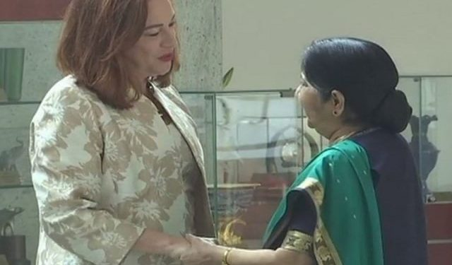 In her meeting with Swaraj, the top UN official had discussed revitalisation of the UN.