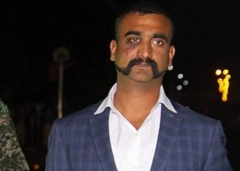 Abhinandan had strayed into Pakistan territory after shooting down the F-16 during a dogfight that had taken place February 27.