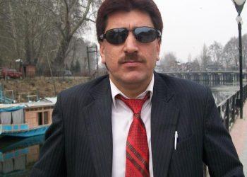 BJP spokesperson Altaf Thakur