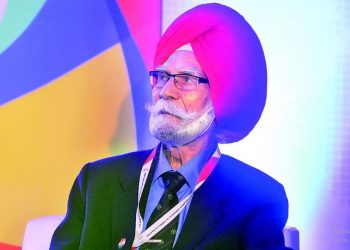 One of the country's tallest sportspersons, Balbir Sr was the only Indian in a list of 16 legends chosen by the International Olympic Committee (IOC) across the modern Olympic history.
