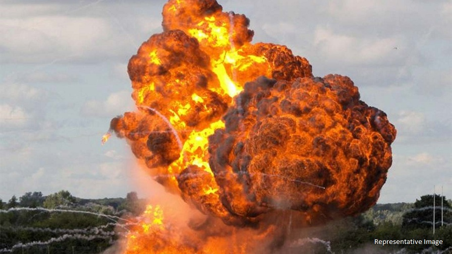 The explosion took place near Gorna village under the Bijapur police station area when a DRG team was out on an anti-Naxal operation. (Representational image)