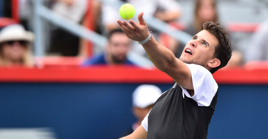 Rafael Nadal survives early scare, defeats Fabio Fognini in Rogers Cup quarters