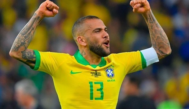 The club announced the move Thursday in a video with the 36-year-old former Barcelona, Juventus and Paris Saint-Germain defender.