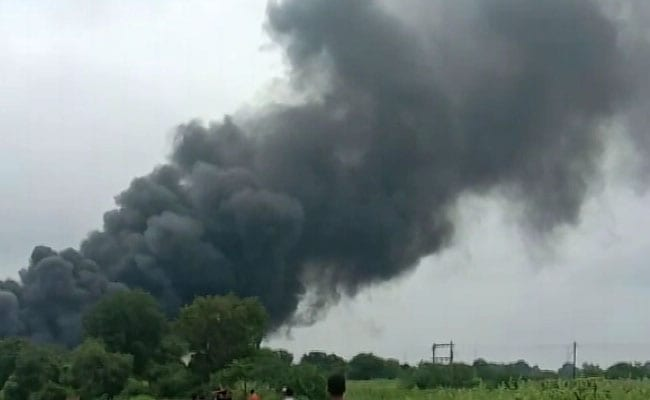 Maha: Death toll in chemical unit explosion mounts to 13