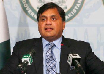 Pakistan Foreign Office (FO) spokesperson Mohammad Faisal.
