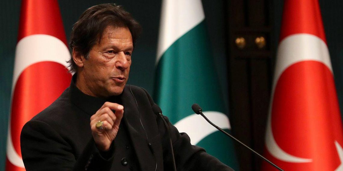 Prime Minister Khan discussed the latest developments in Kashmir in separate telephone calls with the two leaders, an official said.