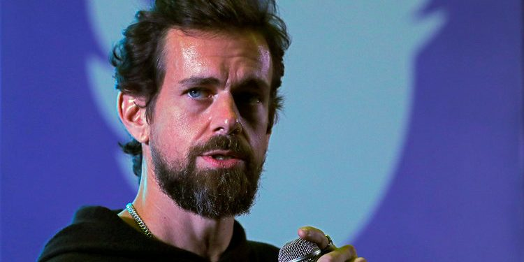 Twitter founder and CEO Jack Dorsey