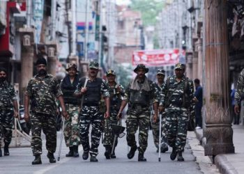 The orders of their arrest were issued by the magistrates concerned in view of their activities to disturb peace and tranquillity in the Kashmir valley.