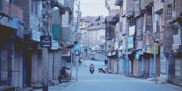 The authorities have lifted restrictions from several areas of Kashmir, including from several parts of the city, officials said.