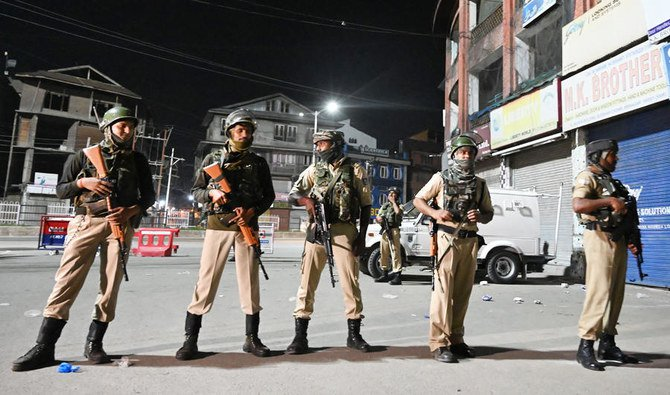 Officials said restrictions on movement of people would come into force in Kashmir Valley at the crack of dawn.