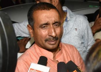 Sengar, who represents Bangermau in the Uttar Pradesh assembly, was arrested April 13 last year in connection with the rape case.