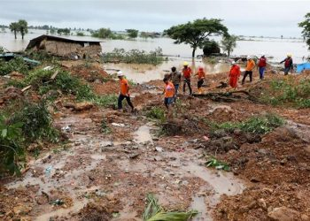 Every year monsoon rains hammer Myanmar and other countries across Southeast Asia, submerging homes, displacing thousands and triggering landslides.
