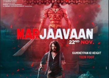 To avoid clash 'Marjaavaan' to release November 22