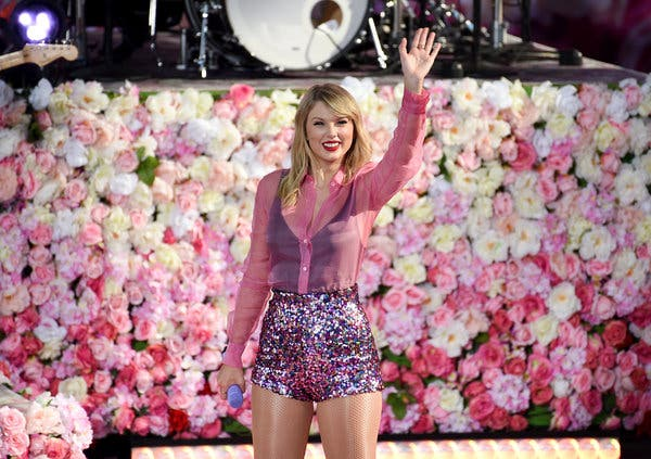 Did Taylor Swift Just Slyly Announce When The 'Lover' Tour Will Begin?