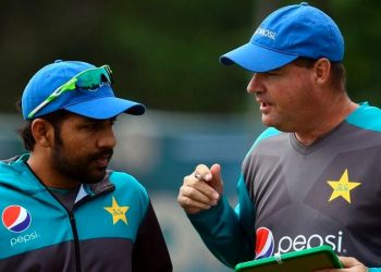 According to a source, Arthur suggested to the members that Shahdab Khan should replace Sarfaraz as captain in the limited-over formats while Babar Azam should be given the reins of the Test side.