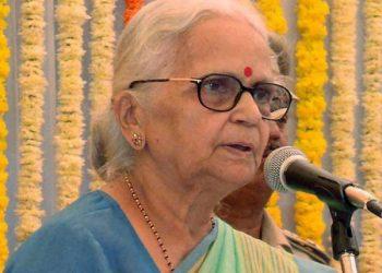 Goa Governor Mridula Sinha