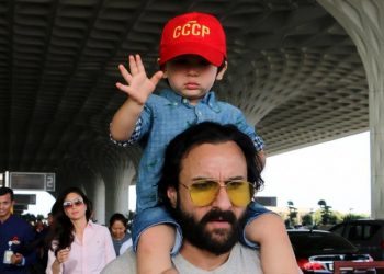 Saif wants shutterbugs to leave son Taimur alone