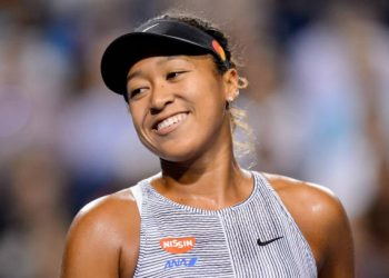 Osaka held the top spot for 18 consecutive weeks since winning her second major at the Australian Open in January.