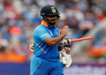 Pant, who had failed to perform in the first two T20Is against the West Indies, Tuesday showed some spark in the final match which India won by seven wickets to clean sweep the three-match series.