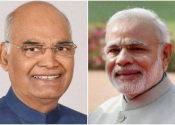 Kovind, Modi extend greetings to nation on Janmashtami