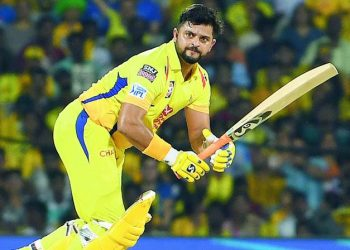 Raina is set to miss at least four to six weeks of action.