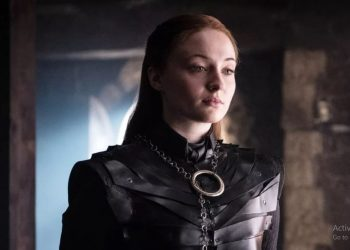 Sansa was named Queen in the North in the hotly-debated final episode of the epic fantasy series, which aired in May.