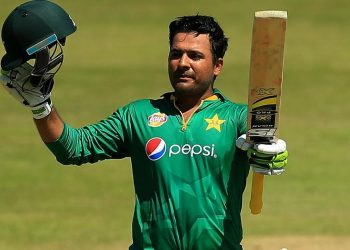 Sharjeel, playing for the Islamabad United franchise, was found guilty by the PCB's Anti-Corruption Tribunal.