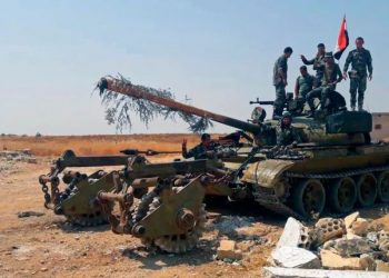 Over the past week, pro-regime fighters have advanced on the southern edges of Idlib province, controlled by Syria's former Al-Qaeda affiliate Hayat Tahrir al-Sham (HTS).