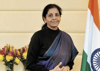 Finance Minister Nirmal Sitharaman